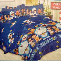 BEDCOVER SET BONITA DORAEMON STAND BY ME No.1 KING 180 BCS BED COVER