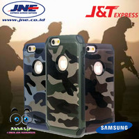 Case Army Militer Corak Loreng Camo NX Hp Samsung Galaxy A8+ Plus 2018
