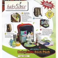 Tas Bayi Ransel Baby Scots - Scots Back Pack