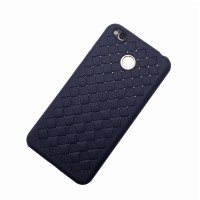 Case Xiaomi Redmi 4X Pro Prime soft cover casing hp tpu leather WOVEN