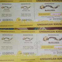 Tiket Masuk Rekreasi Taman Impian Jaya Ancol Jakarta Utara