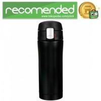 Botol Thermos Insulasi Stainless Steel - Hitam - 500ML