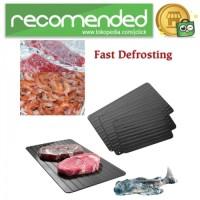 Talenan Defrosting Daging Beku Multifungsi - Size M - Hitam