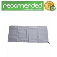 Handuk Microfiber Quick Dry 80 x 35 cm - Biru Tua