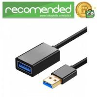 Kabel Ekstensi USB 3.0 Male to Female - 100 CM - Hitam