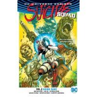 DC Rebirth Suicide Squad Volume 2 - Going Sane TP