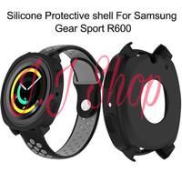 Case Silikon Silikon Bumper Karet Samsung Galaxy Gear Sport 2017 R600