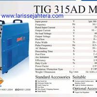 Mesin las multipro TIG 315AD-M-JB-Mesin Las argon AC-DC 315
