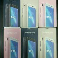 Hp Asus Zenfone Live ZB501KL Ram 2/16GB Garansi Resmi