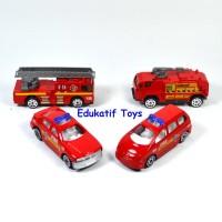 Die Cast Mobil Pemadam Kebakaran /  Fire Fighter