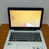 Terbaru LAPTOP ASUS K455L X455LB CORE I7-5500 8GB 1TB NVIDIA GT940M 2
