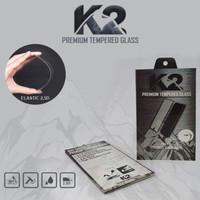 K2 Premium Tempered Glass 2.5D GOOD QUALITY SAMSUNG ACE 3, J1 MINI, V