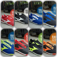 Sepatu Olahraga Futsal Mizuno Adidas Nike Grade ori