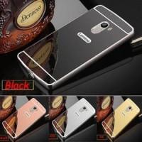 Hard Case Mirror LENOVO K5/PLUS K4 NOTE A7010 Cover Casing Miror SLIDE