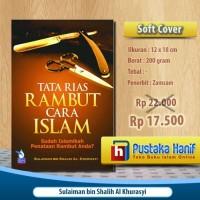 Buku Tata Rias Rambut Cara Islam