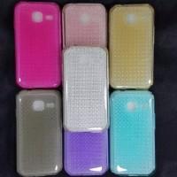 Samsung J1 Ace J1s Softcase Diamond Case Cover Silikon Bumper