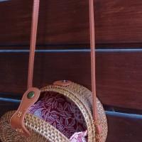 Jual Tas Rotan Bali Lombok 15 cm Murah
