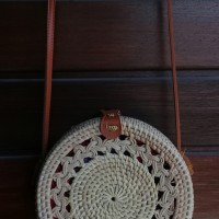 Jual Tas Rotan Bali Lombok Standart 20 cm Murah