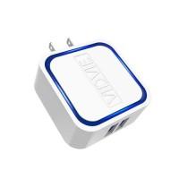 Vidvie 2 USB Port Charger - PLM302 S Diskon