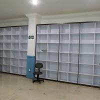 Rak File - Lemari Dokumen Kantor (Key)