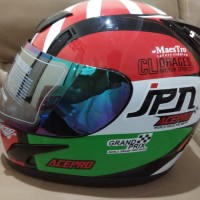 Helm JPN Full Face
