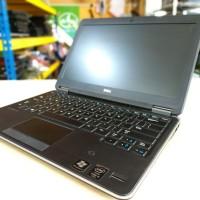 Laptop Dell Latitude E7240 intel core i5 4th with Msatta 128Gb