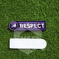 Patch Jersey RESPECT Retro 2008 - 2011