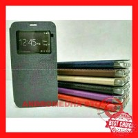 Ume ANDROMAX A Shell Cover Leather Sarung HP