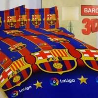 BED COVER SET BARCA BARCELONA BONITA DISPERSE 180X200 KING SIZE