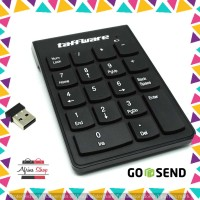 Keypad Numeric Wireless 2.4GHz 10 Meter /keypad portable