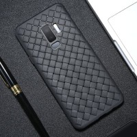 WOVEN case Oppo A33 Neo 7 - A37 A37f Neo 9 cover casing hp tpu leather