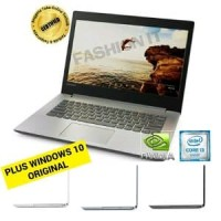 MURAH LAPTOP LENOVO IDEAPAD 320-14ISK-intel Core i3-600 PROMO