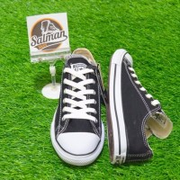 Terlaris Sepatu Converse ALL STAR Low Slim Black