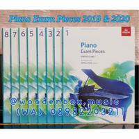 Piano Exam Pieces 2019 & 2020 Grade 1 ABRSM buku ujian royal