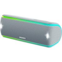 Sony Extra Bass Portable Bluetooth Speaker SRS - XB31 - White