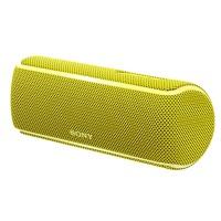 Sony Extra Bass Portable Bluetooth Speaker SRS - XB21 - Yellow