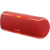 Sony Extra Bass Portable Bluetooth Speaker SRS - XB21 - Red