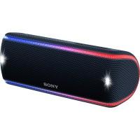 Sony Extra Bass Portable Bluetooth Speaker SRS - XB31 - Black
