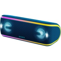 Sony Extra Bass Portable Bluetooth Speaker SRS - XB41 - Blue