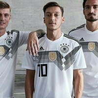 JERSEY JERMAN HOME WORLD CUP 2018 GRADE ORI