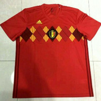 JERSEY BELGIA HOME WORLD CUP 2018 GRADE ORI