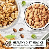 Roasted Nut Snack Sehat ( Cemilan Sehat FIFA World Cup 2018 Edition )