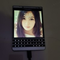 Sold out Blackberry passport silver edition
