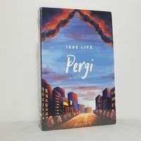 Dijual novel pergi Tere liye original
