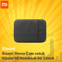 Smart Sleeve Case Tas Laptop Xiaomi untuk Xiaomi Mi Notebook Air 12in