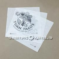 Kertas foodgrade, Kantong Foodgrade Greaseproof