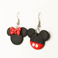 Laris Anting Gantung Anak Disney Import Mickey Mouse Miki Tsum RPC
