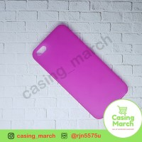 Case Iphone 6 Plus /6S Plus Ultrathin Warna PINK Softcase Casing Cover