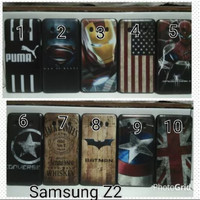 Hardcase samsung Z2 back hard case casing hardcase back hard Z 2