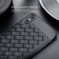 iPhone 6 6s Armor Softcase Soft Case Cover Casing Motif Anyaman Unik